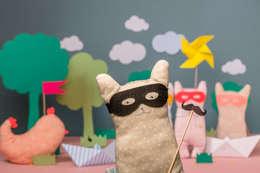 LOULA CIAO: Chambre d'enfants de style  par Bella Cicci
