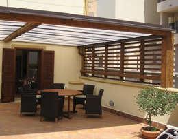 Terrace by FZArch