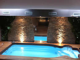 modern Spa by Odzo