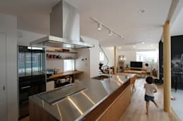 modern Kitchen by FCD