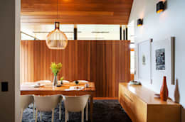 modern Dining room by Dorrington Atcheson Architects