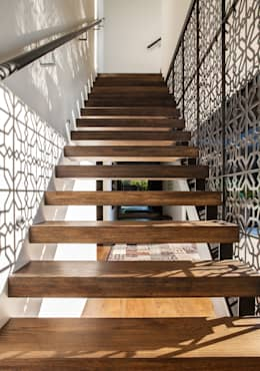 Flur & Diele von Dorrington Atcheson Architects