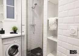 la salle de bain :  de style  par DAM DAM'