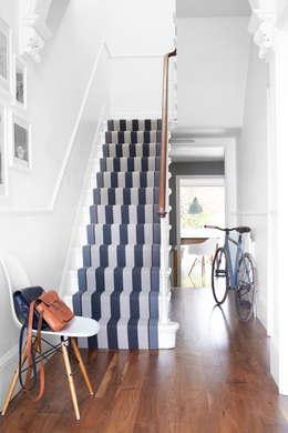 Roger Oates Design:  tarz Koridor ve Hol