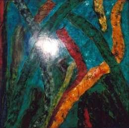Kunst  door Básico Veneciano,Arte Decorativo