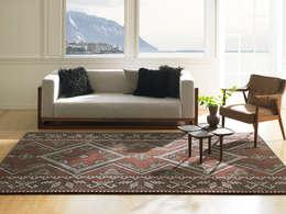 [디자인카페트,북유럽카페트,북유럽러그,북유럽인테리어,노르딕디자인] NORDIC : CAURA CARPET의  벽 & 바닥