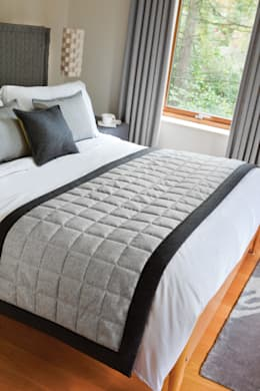 Bedroom by Cliq Designs