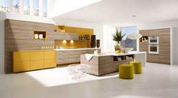 Projekty,  Kuchnia zaprojektowane przez ALNO (UK) Ltd