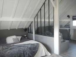 Mesdemoiselles Design의  침실