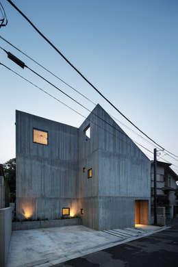 TN-house: エアスケープ建築設計事務所/AIRSCAPE ARCHITECTS STUDIOが手掛けたです。