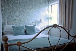 Dormitorios de estilo rural por My Bespoke Room Ltd