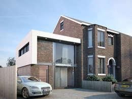 Projekty,  Gospodarstwo domowe zaprojektowane przez DK Architects