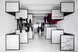 FrameStore 2.0:  Winkelruimten door i29 interior architects