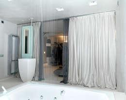 modernes Spa von Studio d'Architettura MIRKO VARISCHI