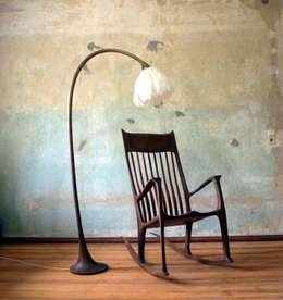 coole stehleuchten. Black Bedroom Furniture Sets. Home Design Ideas