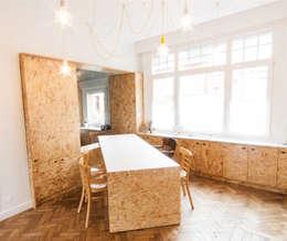 Salas de jantar ecléticas por Dientre