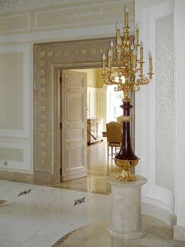Marmer en decoratie luxe voor je huis - Decoratie van trappenhuis ...