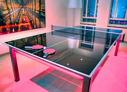 Multimedia room by Quantum Play
