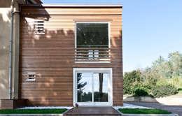Filippo Martini Architetto: minimal tarz tarz Evler