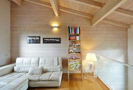 Casas de estilo minimalista de Filippo Martini Architetto