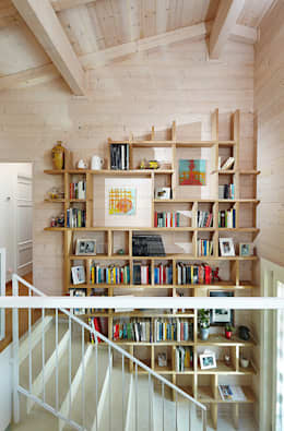 Casas de estilo minimalista por Filippo Martini Architetto