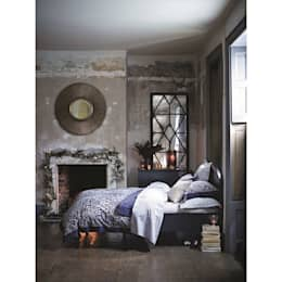 Christmas Lifestyle: rustic Bedroom by M&S