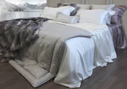 eclectic Bedroom by POEMO DESIGN