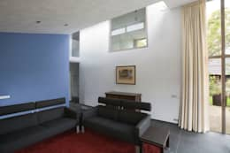 modern Living room by Groeneweg Van der Meijden Architecten