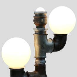 Locaux commerciaux & Magasins de style  par Mckorr Lamps