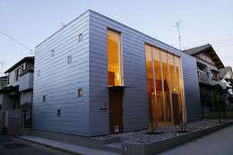 DOMA~春日部市N邸: 株式会社梁建築設計が手掛けた家です。