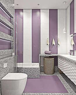 Baños de estilo escandinavo de  Pure Design