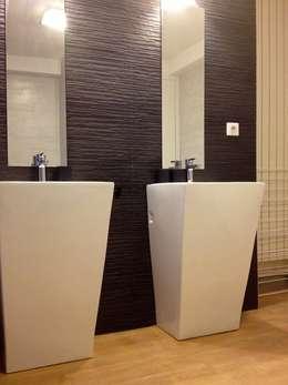 WM: modern tarz Banyo