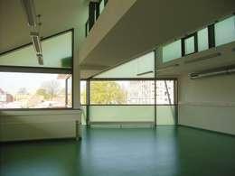 Sheddak:  Evenementenlocaties door het architectenforum