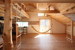 home sweet home: ATELIER TAMAが手掛けた子供部屋です。