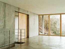 الممر والمدخل تنفيذ GIAN SALIS ARCHITEKT