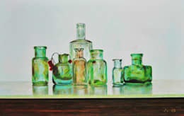 Kees Blom schilder van het tegenlicht:  Kunst  door Kees Blom schilder van het tegenlicht