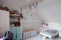 Детские комнаты в . Автор – wnętrzności