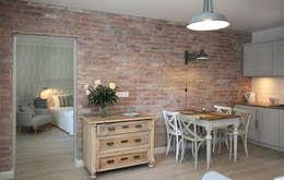Mocca Studio : iskandinav tarz tarz Yemek Odası