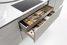 modern Kitchen by fit Kitchens
