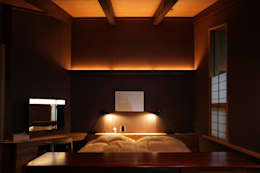 غرفة نوم تنفيذ Schri Kakinuma