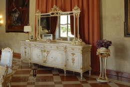 Sala de jantar  por Meroni Francesco e Figli