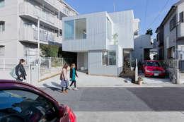 modern Houses by 近藤哲雄建築設計事務所