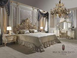 Meroni Francesco e Figli : klasik tarz tarz Yatak Odası