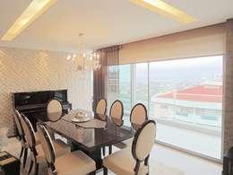 Visage Home Style – A Project by Visage Home Style (Türkiye):  tarz İç Dekorasyon