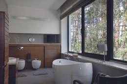 Framemaster: modern tarz Banyo