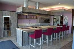 FACTORY: Cuisine de style de style Moderne par pur cuisines et interieur