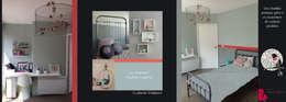 Tolbiac: Chambre de style de style Moderne par Agence Diot-Clément