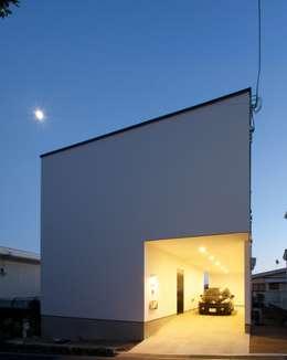 Rumah by SeijiIwamaArchitects