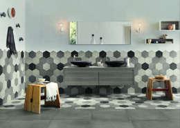 牆壁與地板 by Ragno