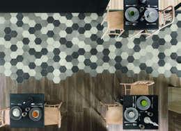 Wände & Boden von Ragno